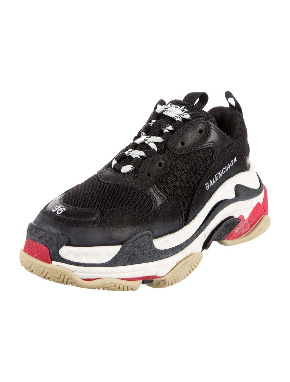 Balenciaga Triple S Sneakers Chunky Sneakers Black - image 2