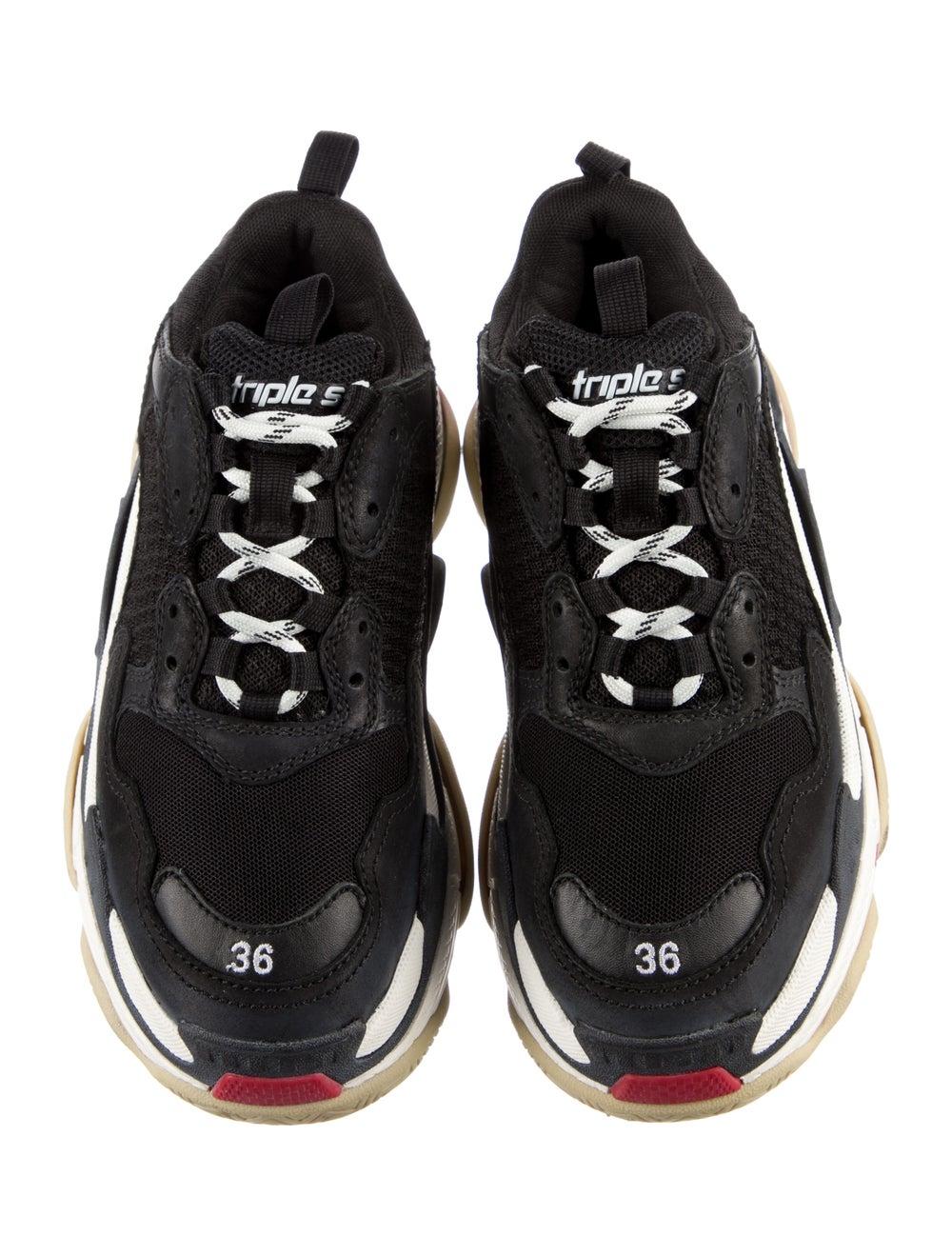 Balenciaga Triple S Sneakers Chunky Sneakers Black - image 3