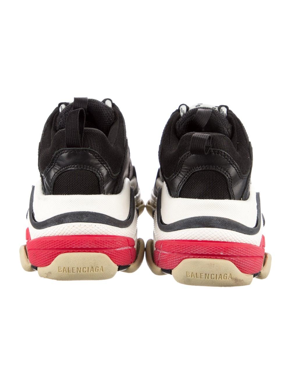Balenciaga Triple S Sneakers Chunky Sneakers Black - image 4