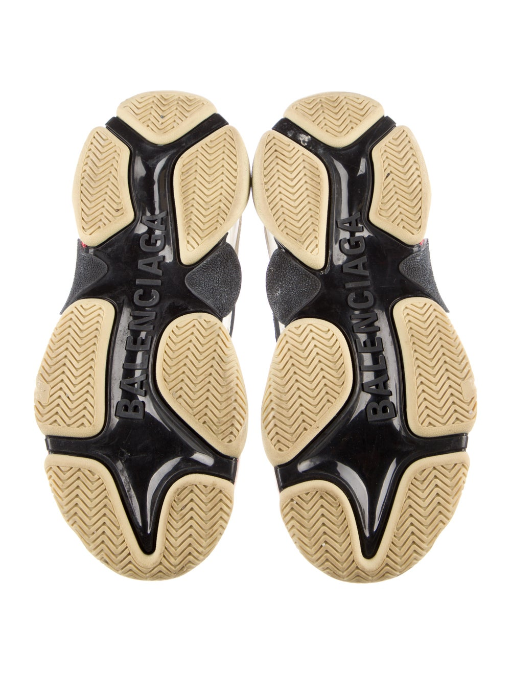Balenciaga Triple S Sneakers Chunky Sneakers Black - image 5