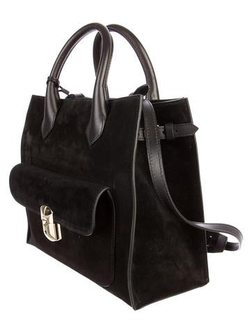 Padlock Mini All Afternoon Tote w/ Tags