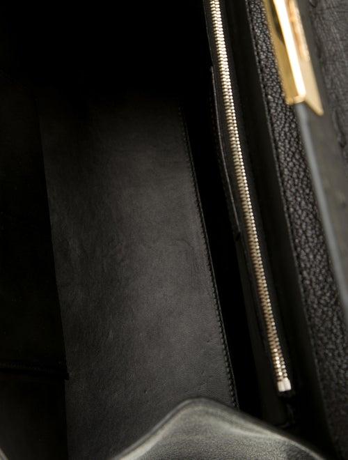 4632b31e270 Balenciaga Ostrich Le Dix Cartable M Bag w/ Tags - Handbags ...