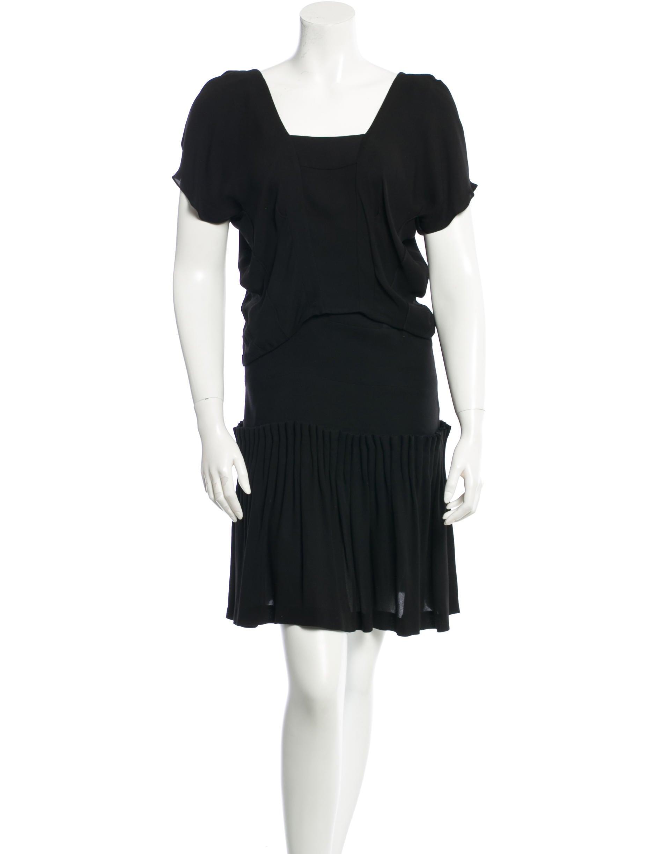 Balenciaga Jumper Dress - Clothing - BAL31880 | The RealReal