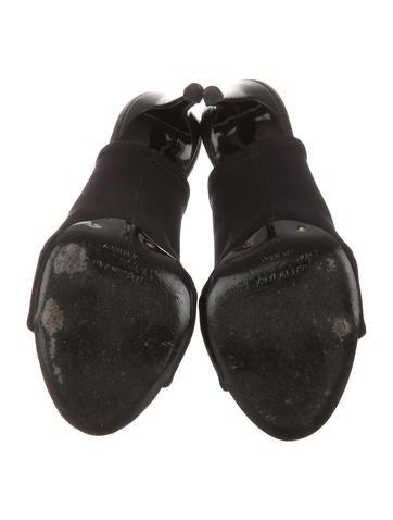 Neoprene Slide Sandals