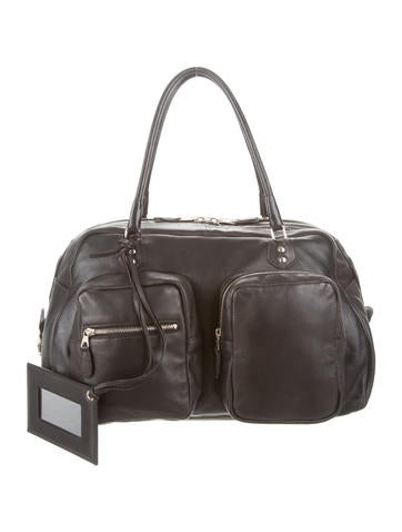 Balenciaga Leather Shoulder Bag None