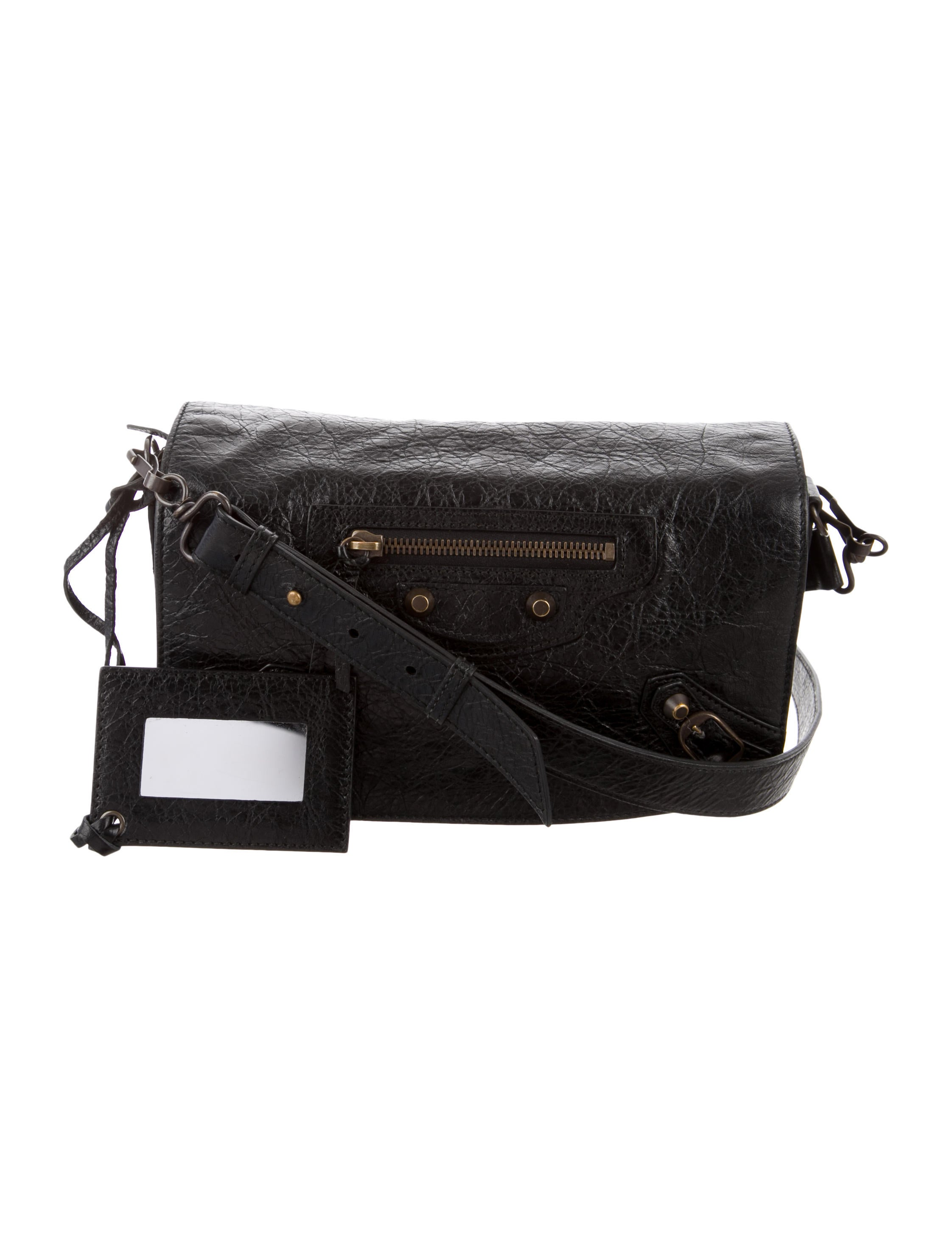 Balenciaga Classic Tool Kit Crossbody Bag
