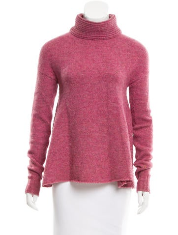 Balenciaga Wool Turtleneck Sweater None