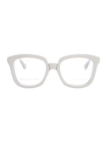 Square Acetate Eyeglasses