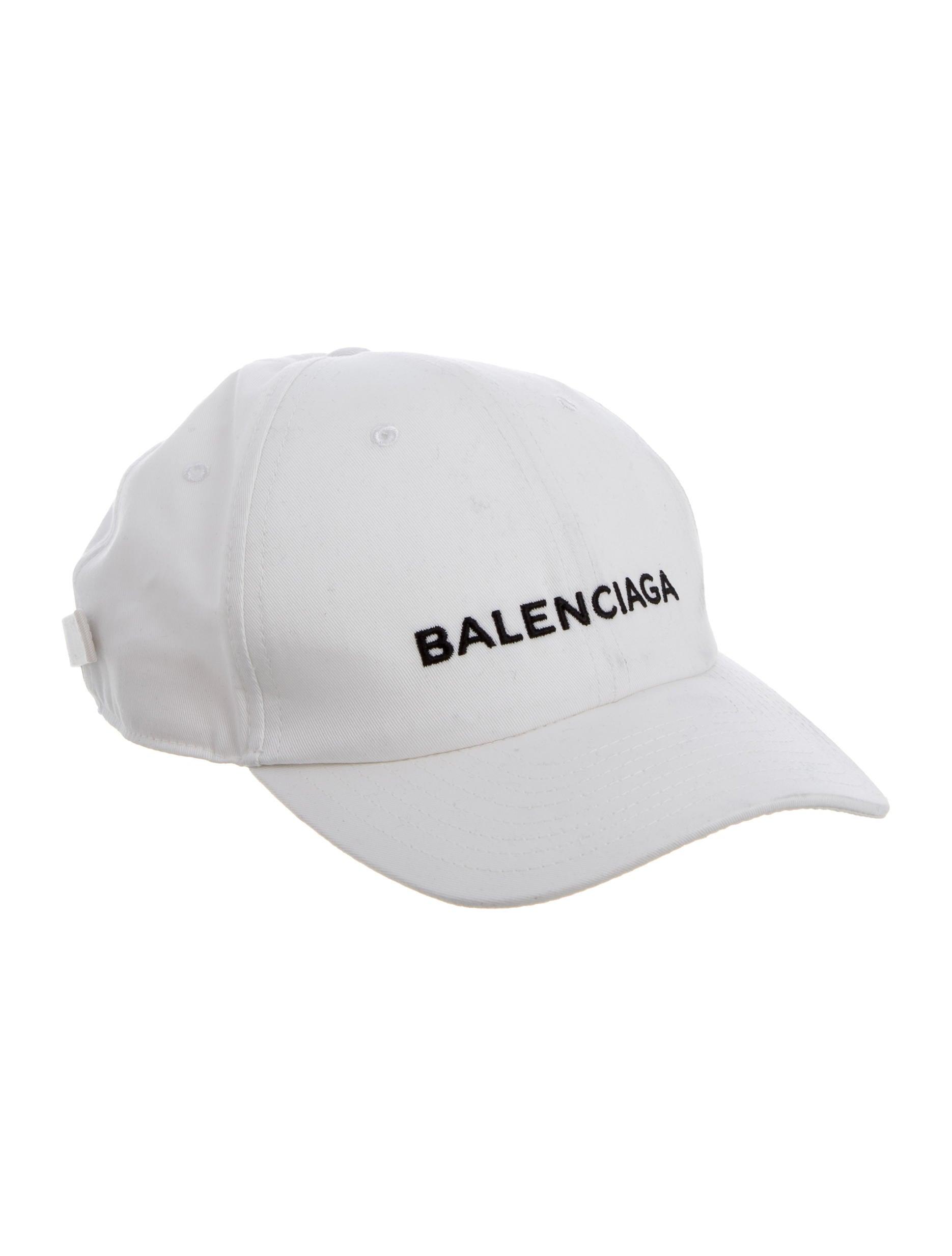 3443b628129cf Balenciaga Logo Baseball Cap - Accessories - BAL45003