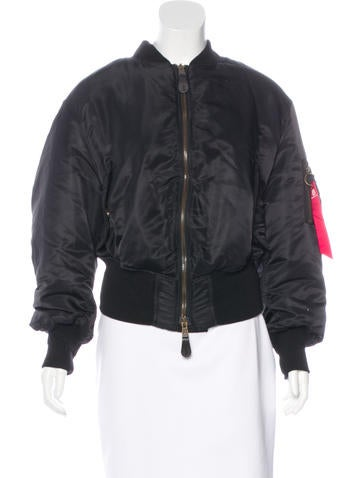 Balenciaga 2016 Bomber Jacket None