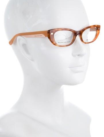 Tortoiseshell Cat-Eye Eyeglasses