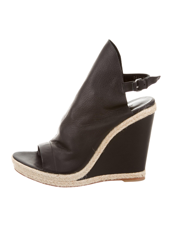 balenciaga glove wedge sandals shoes bal48377 the