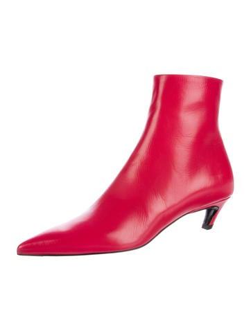 'Broken Heel' Ankle Boots w/ Tags
