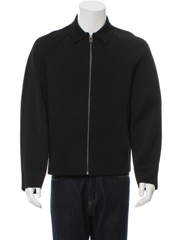 Balenciaga Knit Zip Jacket None