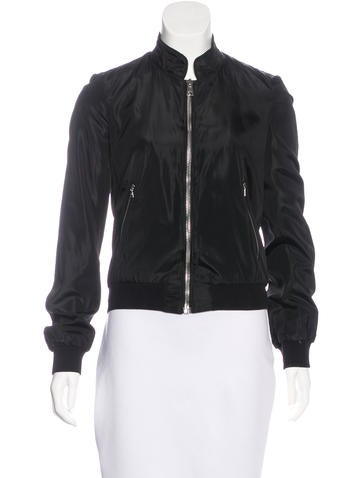 Balenciaga Lightweight Bomber Jacket None