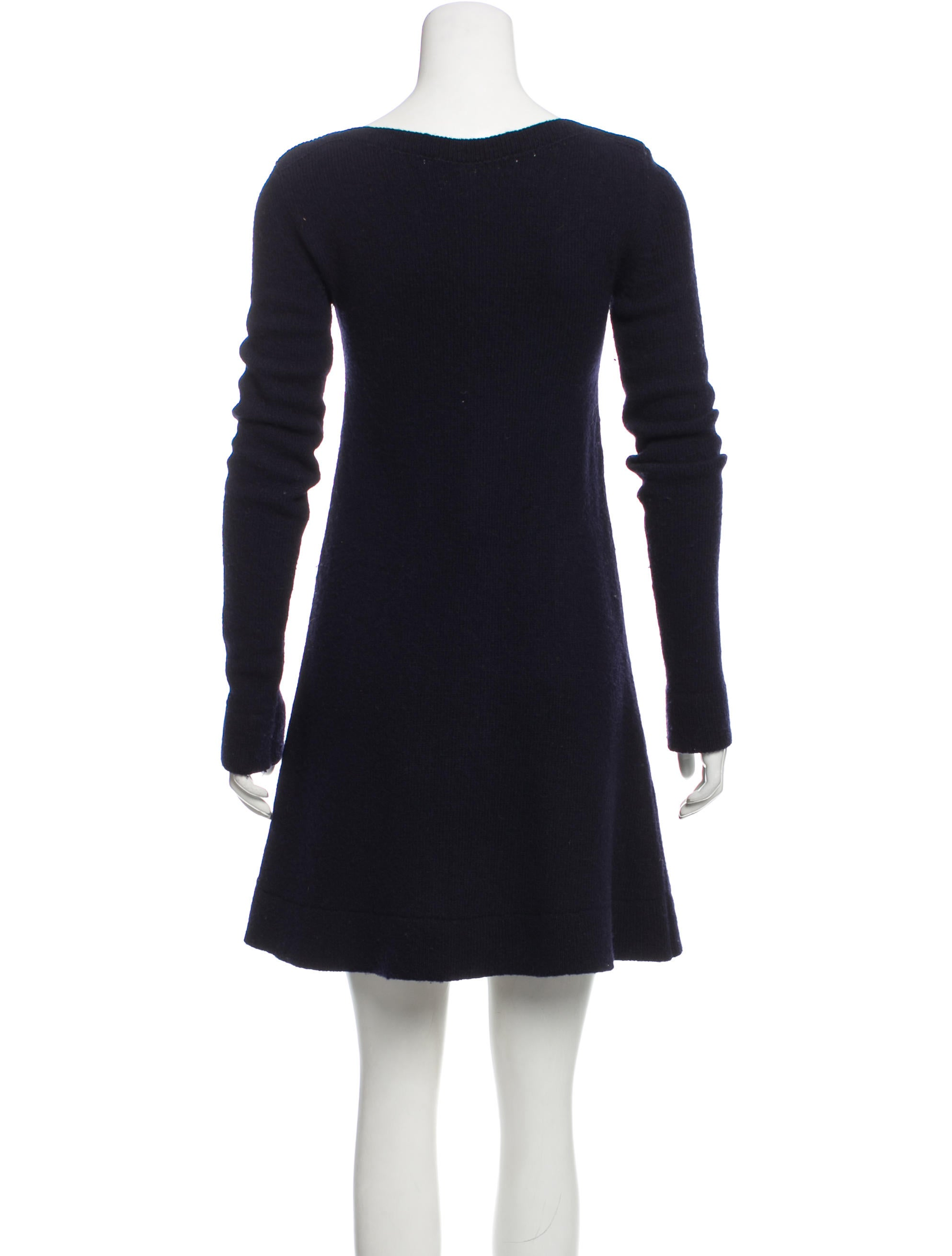 Balenciaga Wool Sweater Dress - Clothing - BAL53541 | The RealReal