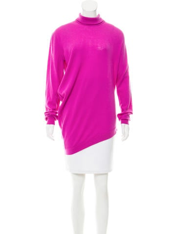 Balenciaga Wool Turtleneck Sweater None