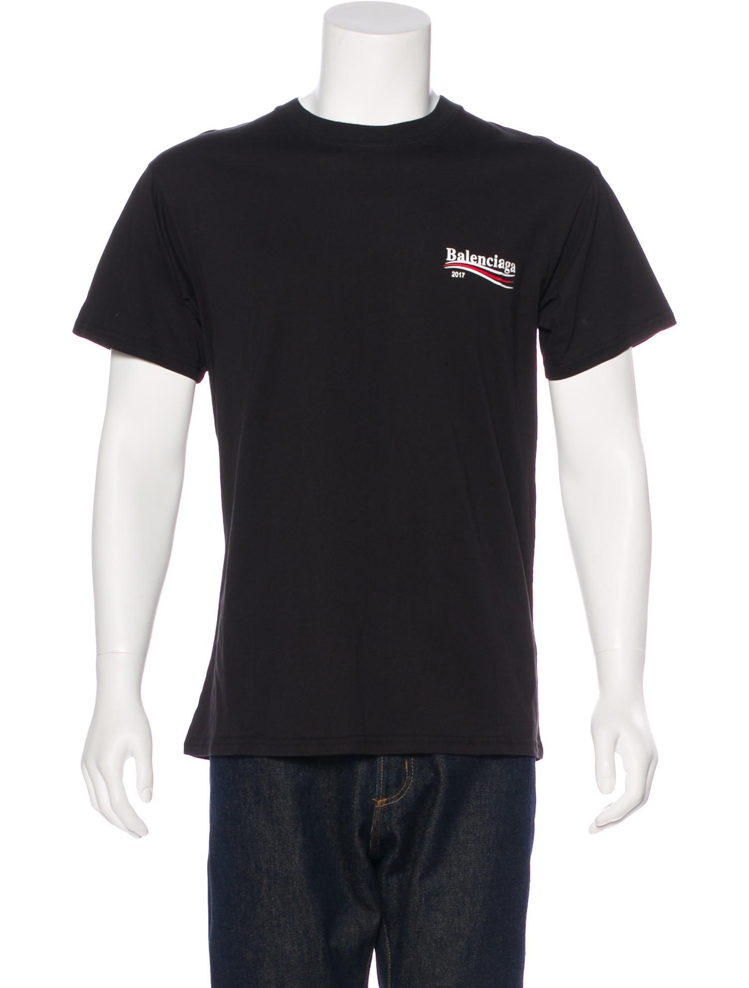 balenciaga tee shirt