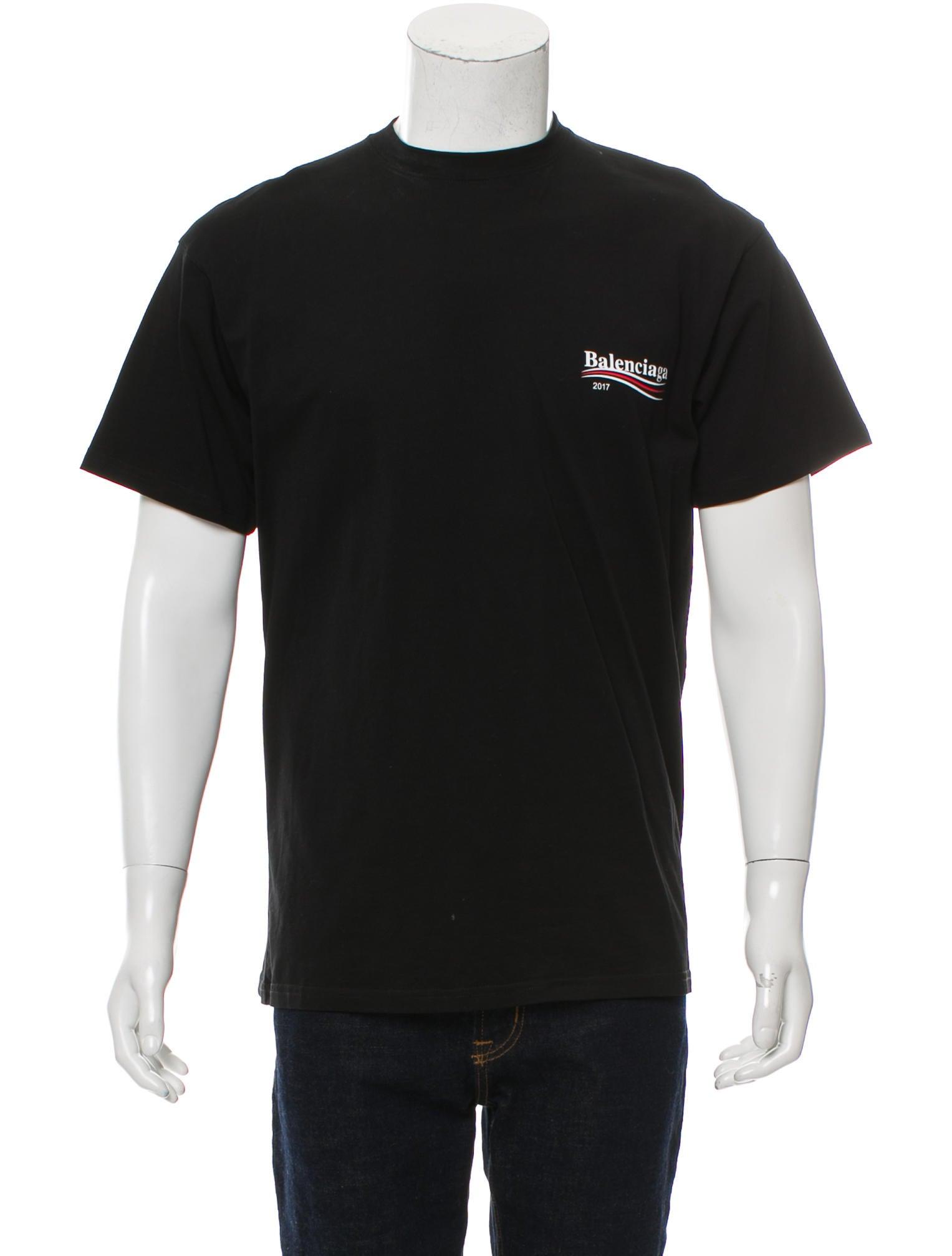 balenciaga t shirt 2017