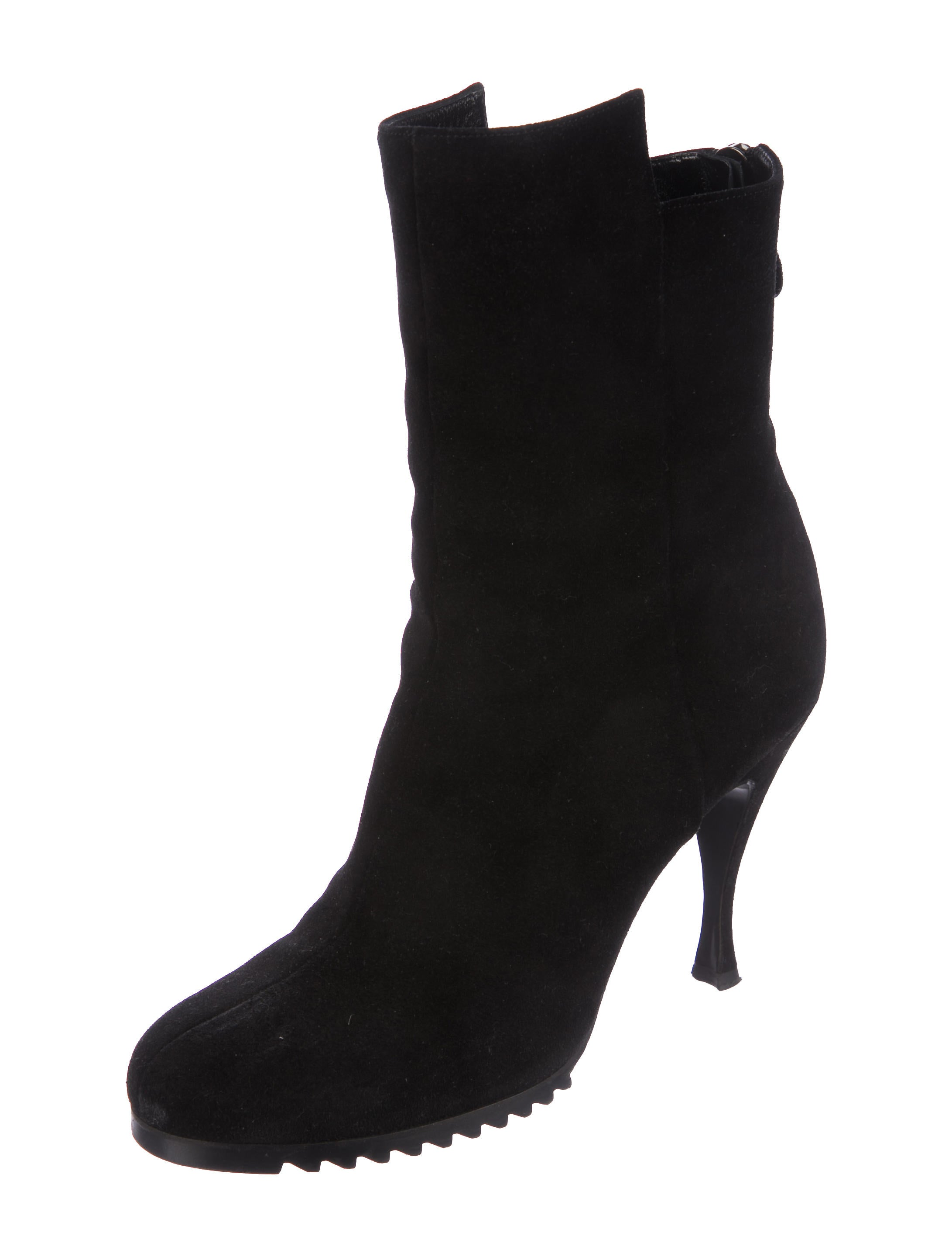 Balenciaga Round-Toe Ankle Boots under 50 dollars sale fast delivery 2014 unisex Manchester for sale vUj3idIhij