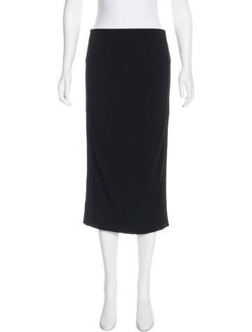 Balenciaga Lightweight Mini Skirt None