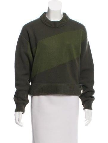 Balenciaga Wool Jacquard Sweater None