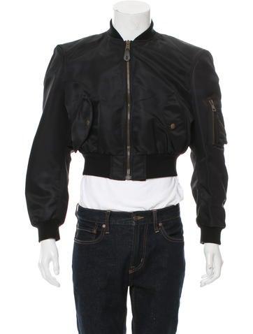 Balenciaga 2016 Bomber Jacket None