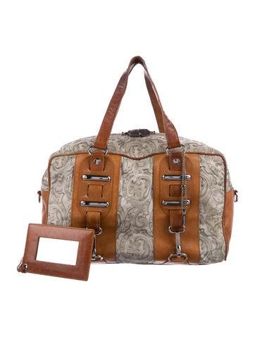 Balenciaga Hook MM Bag None