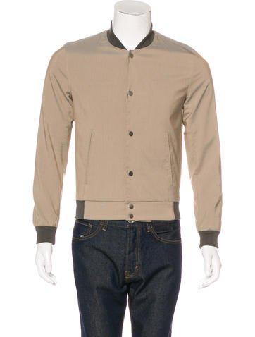Balenciaga Lightweight Bomber Jacket None