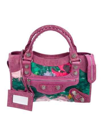 Motocross Floral Giant 21 City Bag