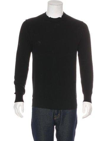 Balenciaga 2017 Distressed Wool Sweater None