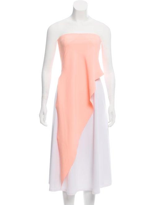 52ee86d3537a6 Balenciaga Strapless Crop Top - Clothing - BAL71423