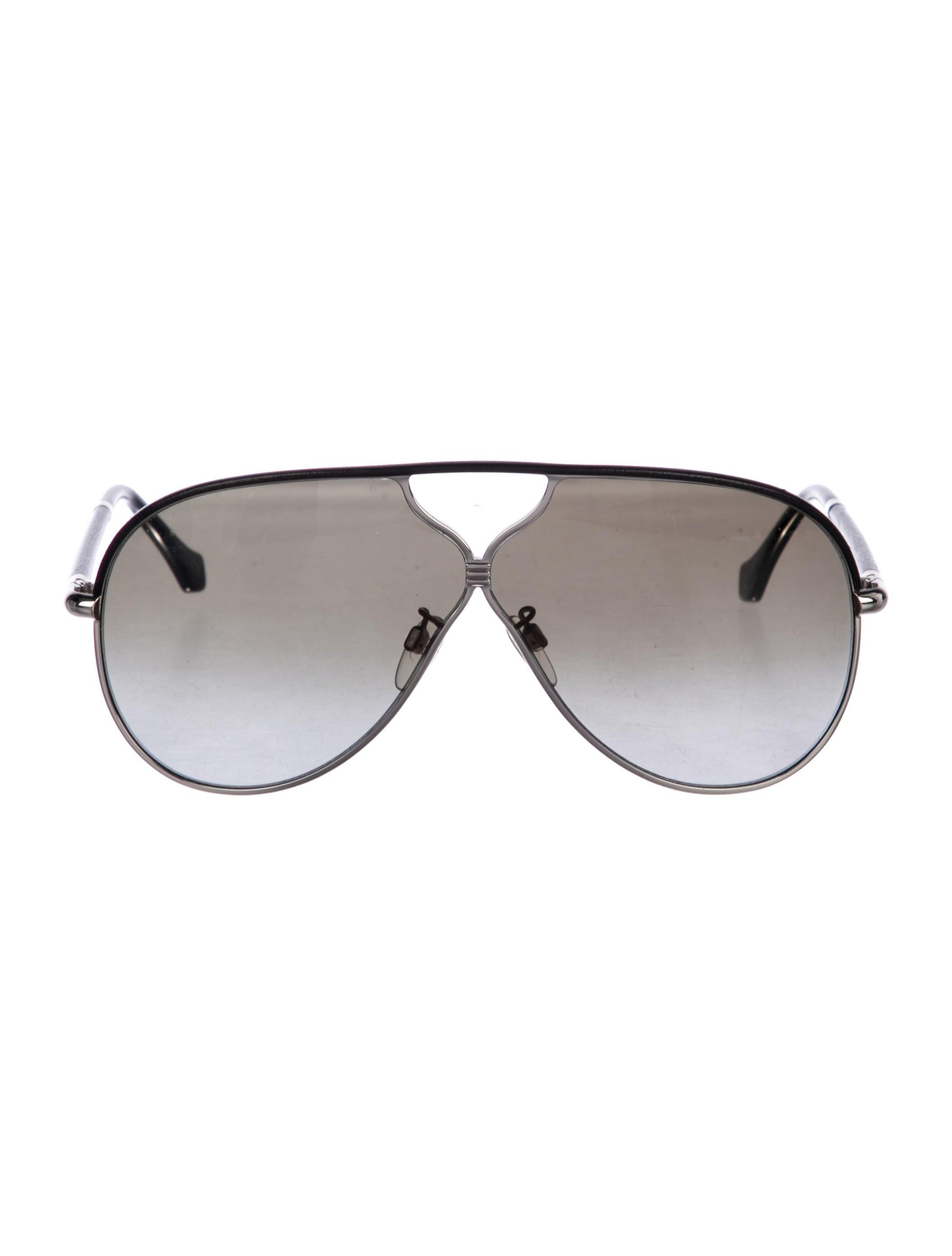 54aac9cda Balenciaga Gradient Aviator Sunglasses - Accessories - BAL75214 ...