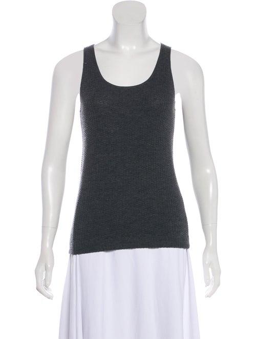 b14c3c89dcdd Balenciaga Knit Sleeveless Top - Clothing - BAL83772