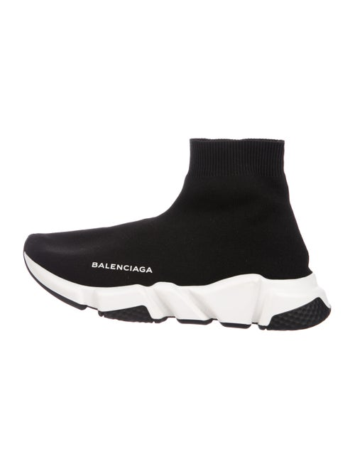 9ed9cd383af1 Balenciaga 2018 Speed Knit Trainer Sneakers - Shoes - BAL83790