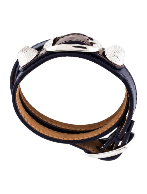 988b74e613d6e Balenciaga Arena Giant Triple Tour Bracelet - Bracelets - BAL92903 ...