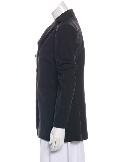 Structured Virgin Wool Blazer w/ Tags