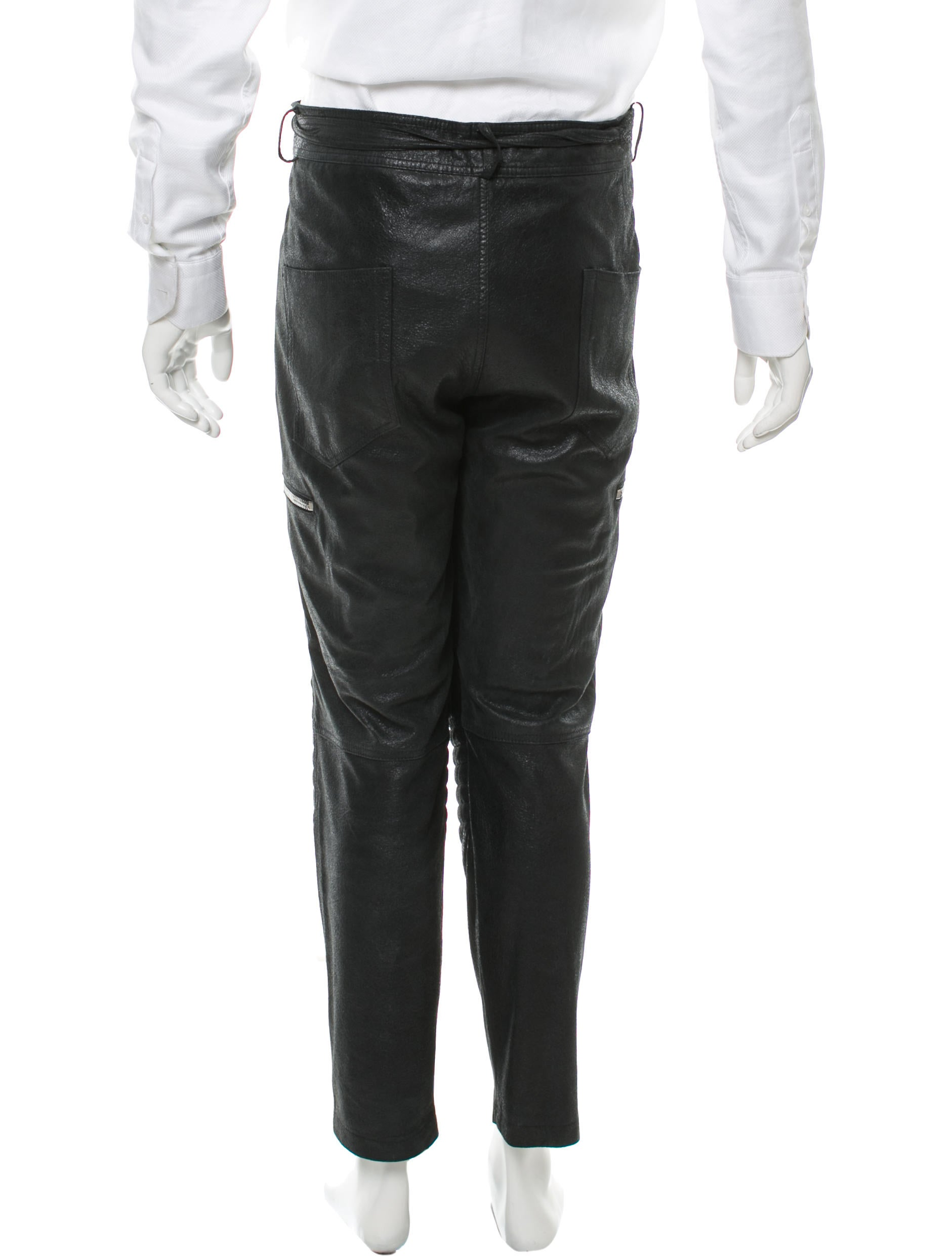 Find balmain leather pants at ShopStyle. Shop the latest collection of balmain leather pants from the most popular stores - all in one place.