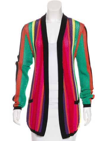 Balmain 2017 Knit Cardigan None