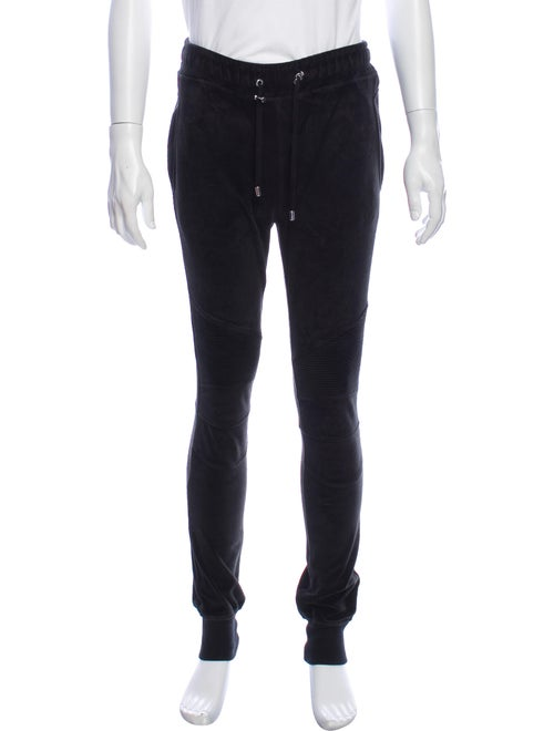 Balmain Sweatpants Black