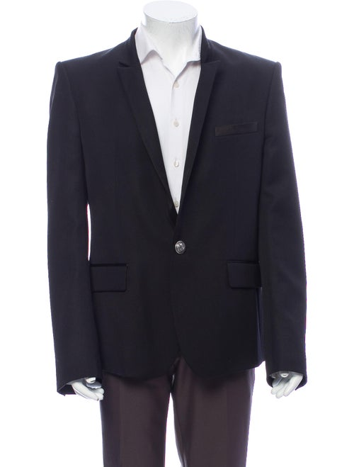 Balmain Wool Tuxedo Wool