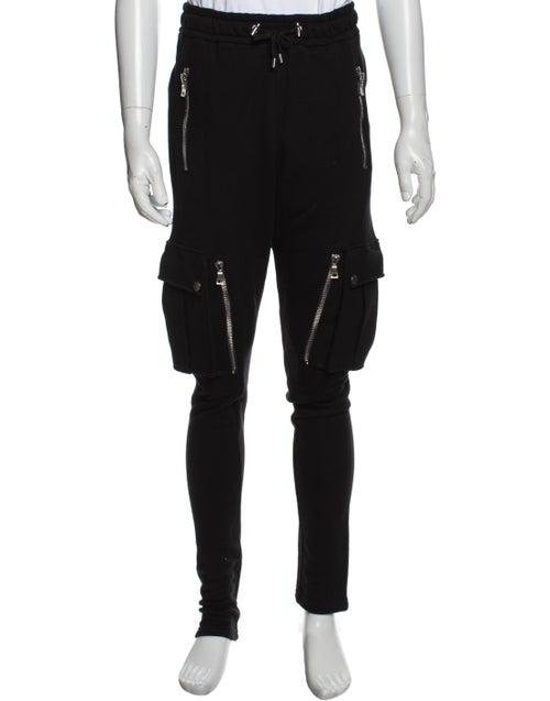 Balmain Cargo Pants w/ Tags Black