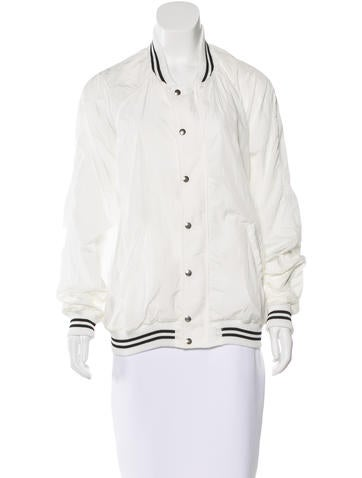 Band of Outsiders Varsity Bomber Jacket w/ Tags None
