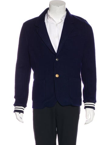 Band of Outsiders Wool-Blend Sport Coat w/ Tags None