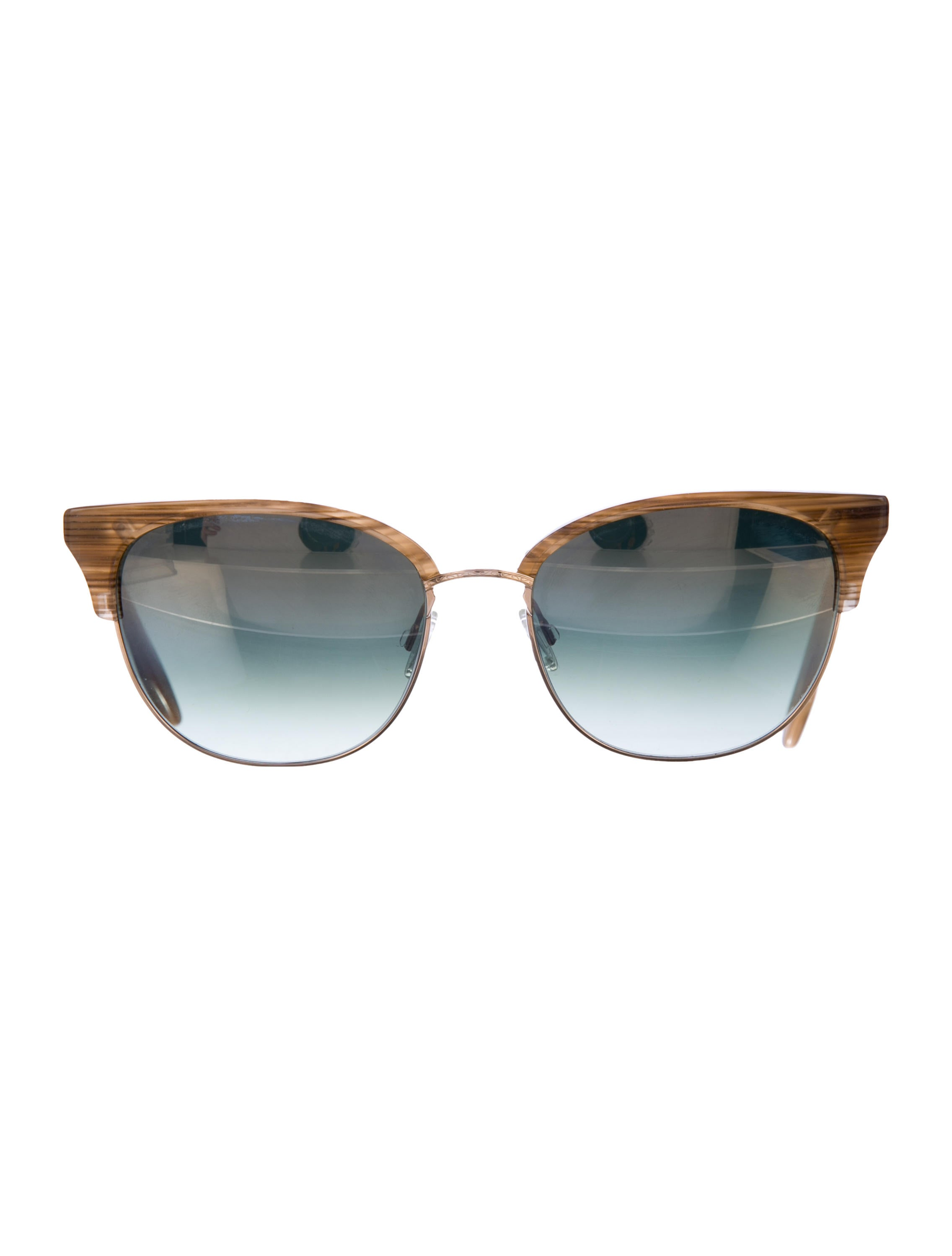 Barton Perreira Camden Club Master Sunglasses - Accessories ...