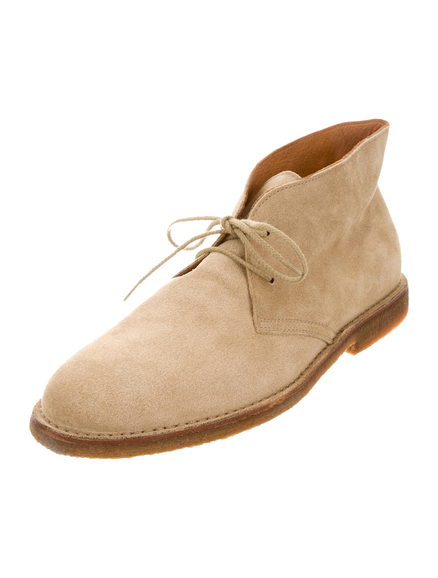barney s suede lace up ankle boots shoes bar20282