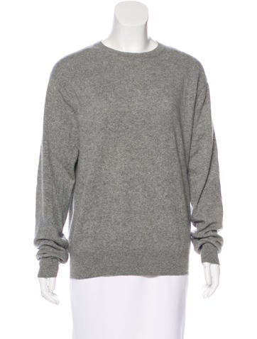 Barney's Cashmere Knit Sweater None