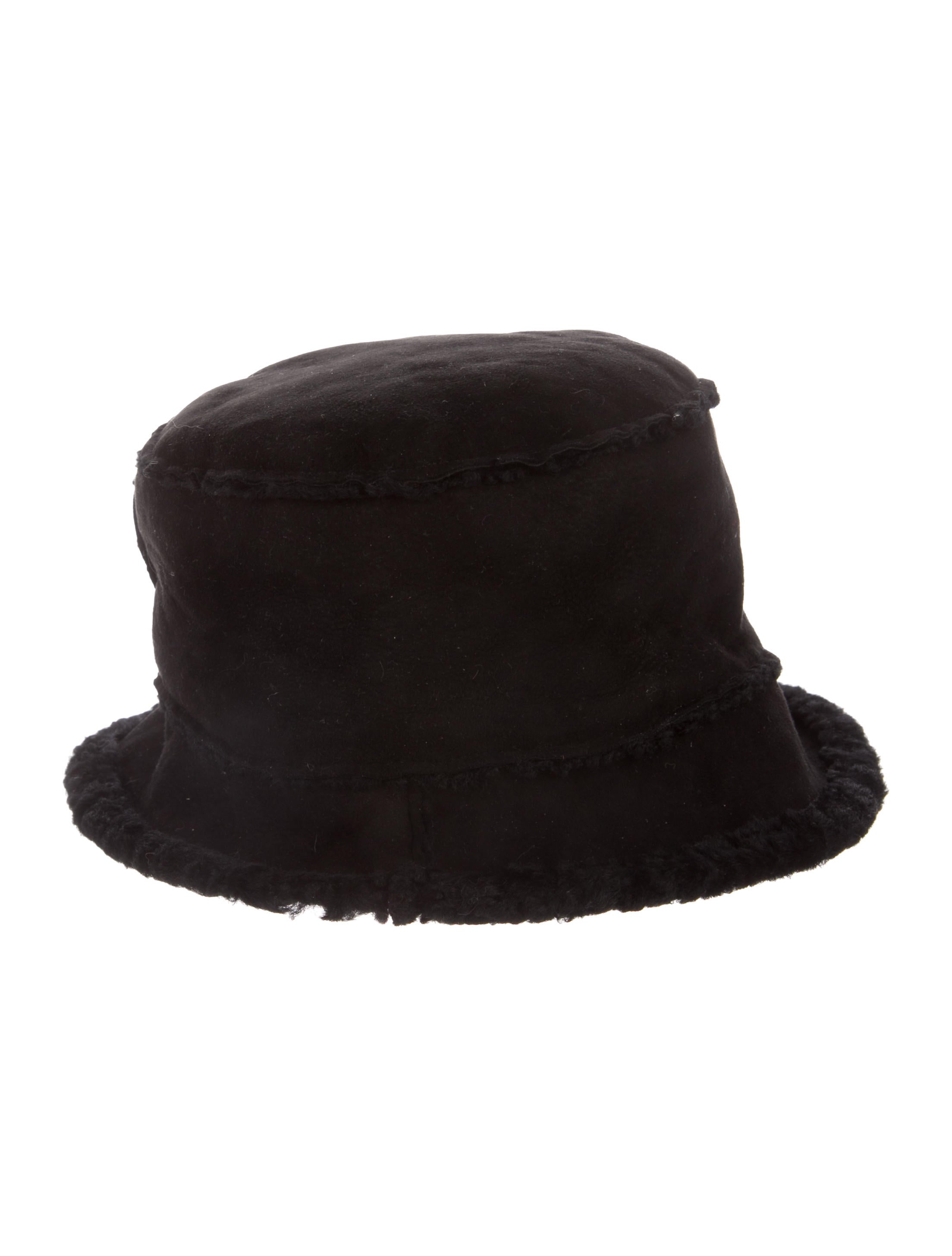 9bfc14a5 Barney's Suede Bucket Hat - Accessories - BAR20597 | The RealReal