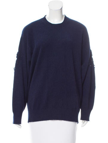 Barrie Cashmere Long Sleeve Sweater w/ Tags None