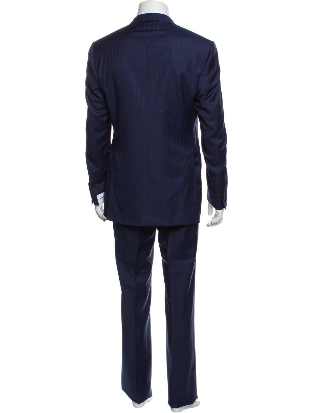 Battaglia Virgin Wool Two-Piece Suit Wool - image 3